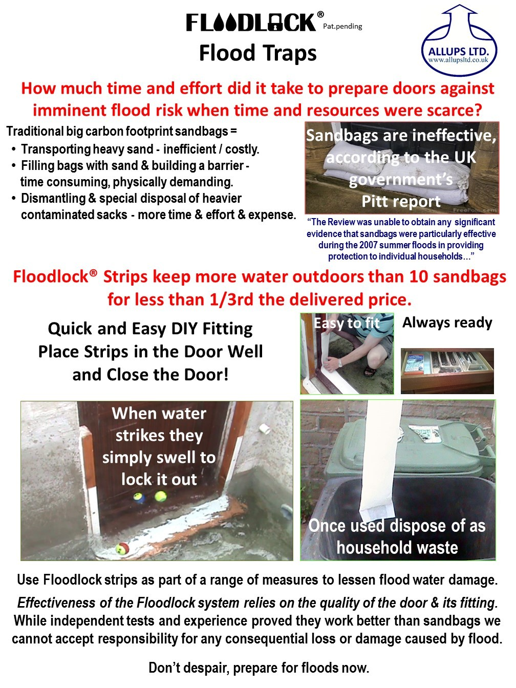 Poster_for_Flood_Traps_18_01_2017_for_use_on_Allups_Website